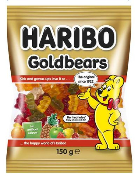 Haribo Gold Bears 150g