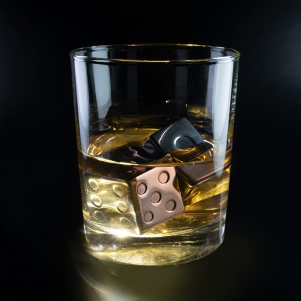 Whisky Dice (Set of 4)