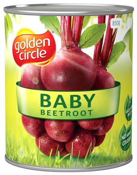 Golden Circle Beetroot Baby Whole 850g