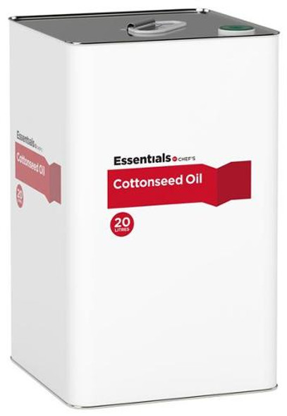 Essential Chef Cottonseed Oil 20l