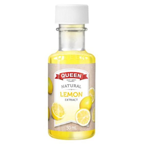 Queen Natural Lemon Extract 50ml