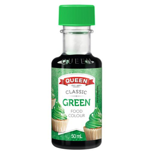 Queen Green Food Colour 50ml