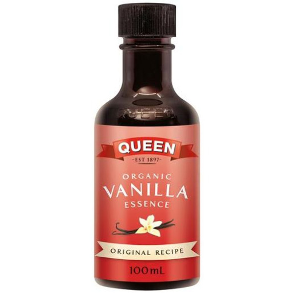 Queen Natural Vanilla Essence 100ml