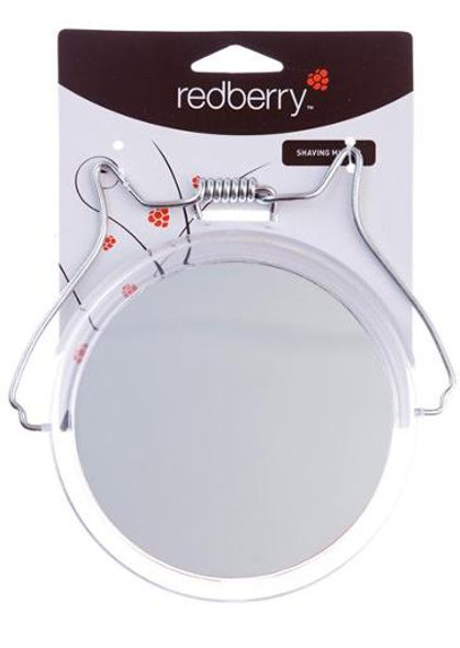 Redberry Shaving Mirror Single