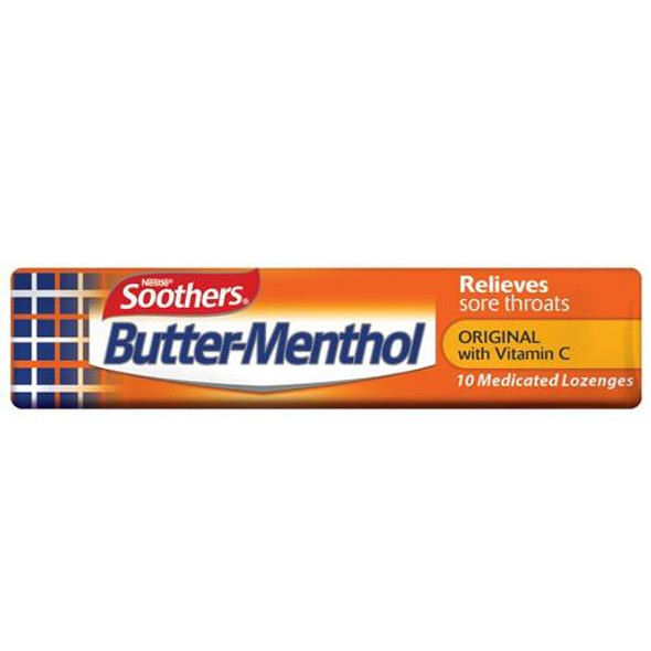 Allens Original Butter Menthol Stick 10 Pack