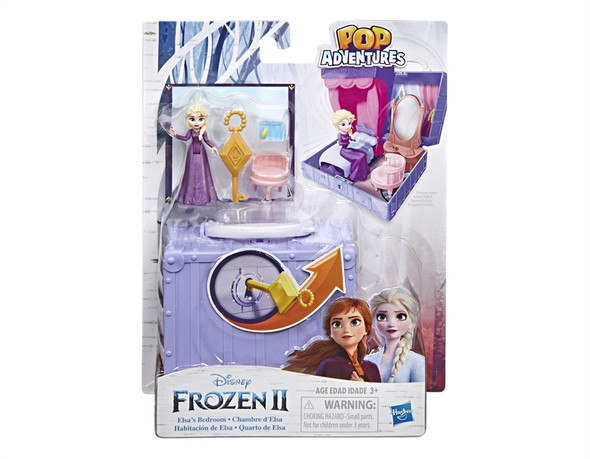 Disney Frozen 2 Pop Up Scene Set - Elsa