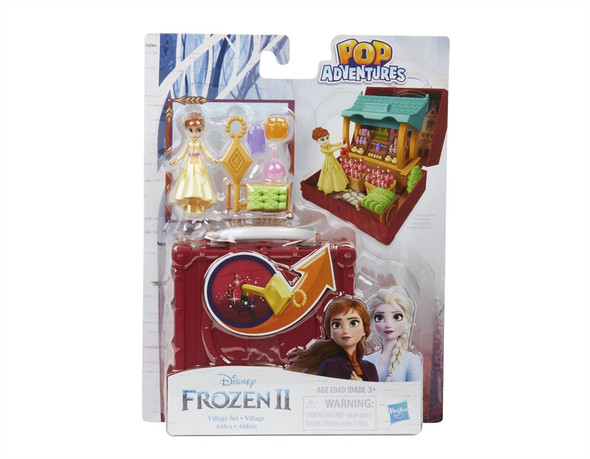 Disney Frozen 2 Pop Up Scene Set - Anna