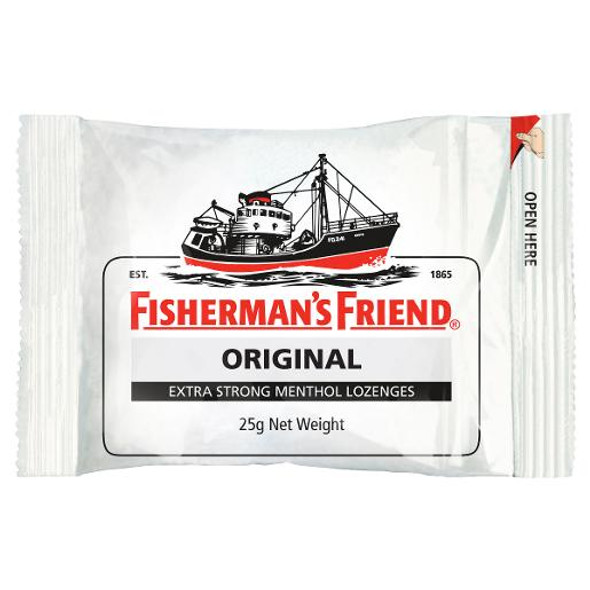 Fisherman's Friend Mints Extra Strong 25g Pack