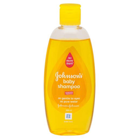 Johnson's Baby Shampoo Original 200ml