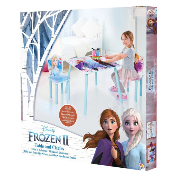 Disney Frozen 2 Table and Chair Set
