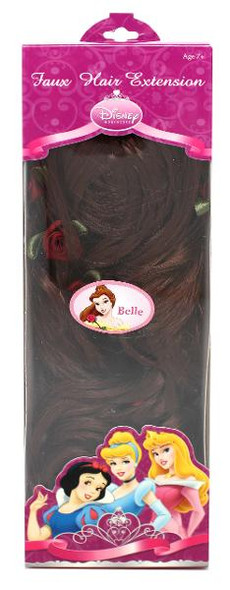 Disney Princess Faux Hair Extensions Belle