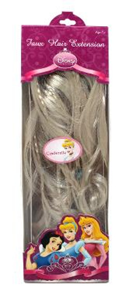 Disney Princess Faux Hair Extensions Cinderella