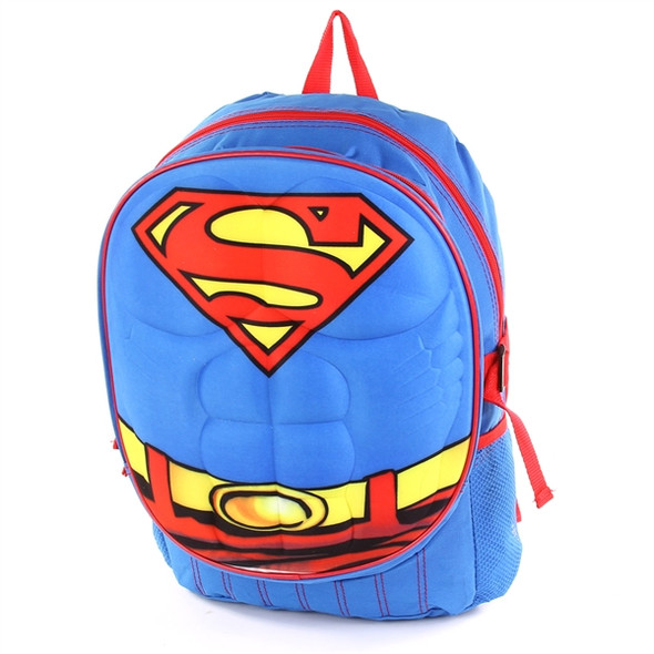 """Superman 16"""" Specialty Backpack"""