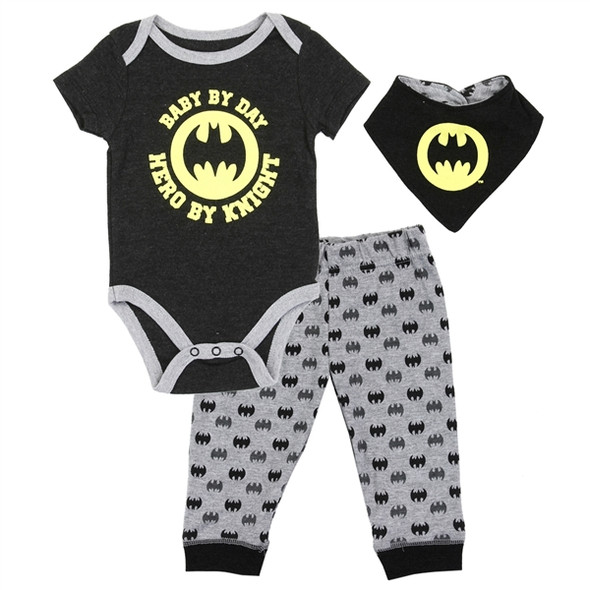 Batman Boys 3PC Pant Set