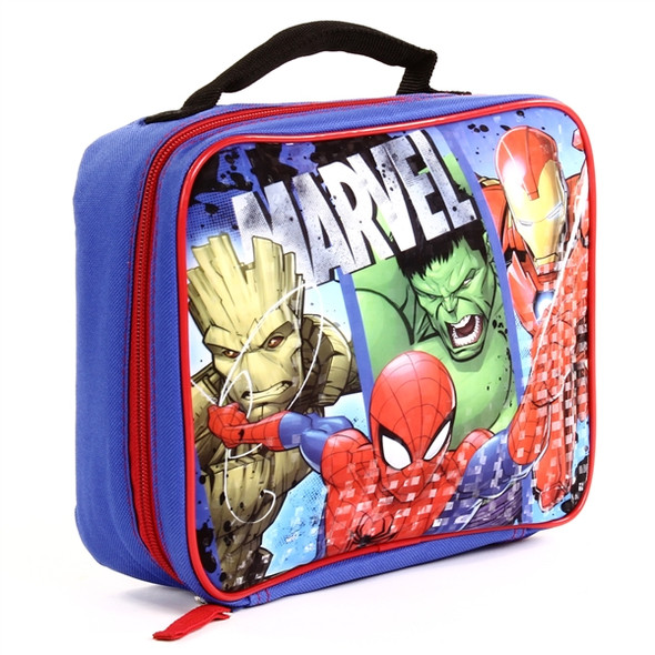 Marvel Royal  Insulated Lunch Bag
