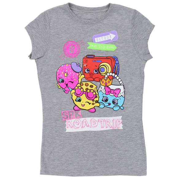 Shopkins Girls T-Shirt
