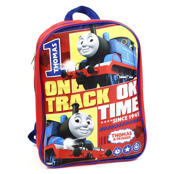 """Thomas Red 15"""" Backpack"""