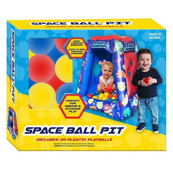 Time2Play Space Ball Pit