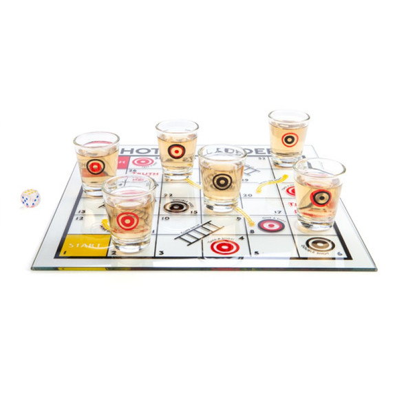 Shots & Ladders Drinking Game