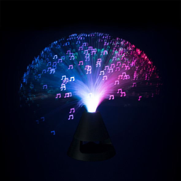 Fibre Optic Speaker