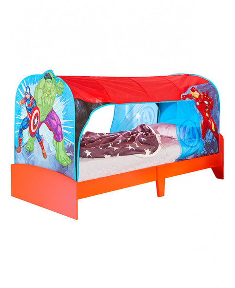 Marvel Avengers Over Bed Tent Den