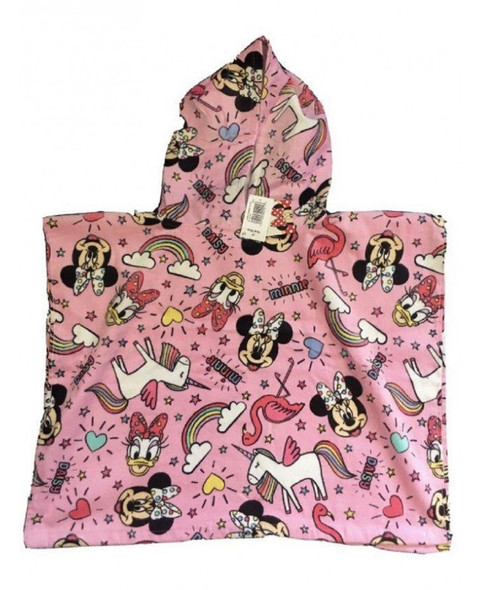 Minnie Mouse Sprinkle Hooded Towel Poncho
