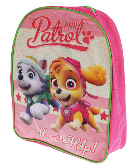 Paw Patrol Skye And Everest Backpack