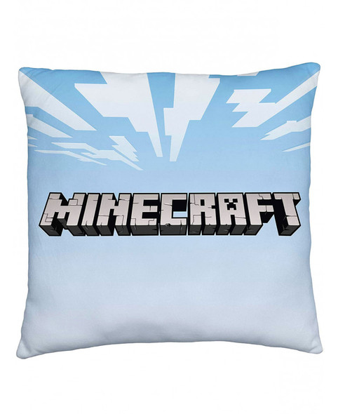 Minecraft Farm Square Cushion