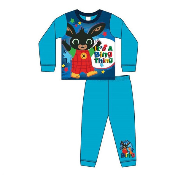 Boys Toddler Its A Bing Thing Sleepwear
