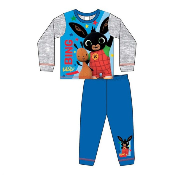 Boys Toddler Bing Bunny Sublimation Pyjamas
