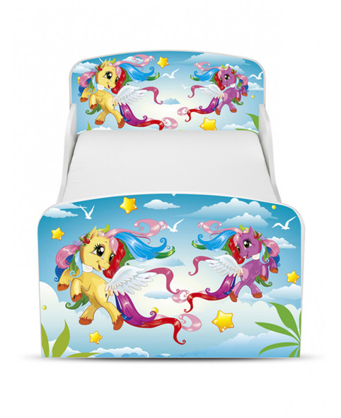 Magical Pony Toddler Bed