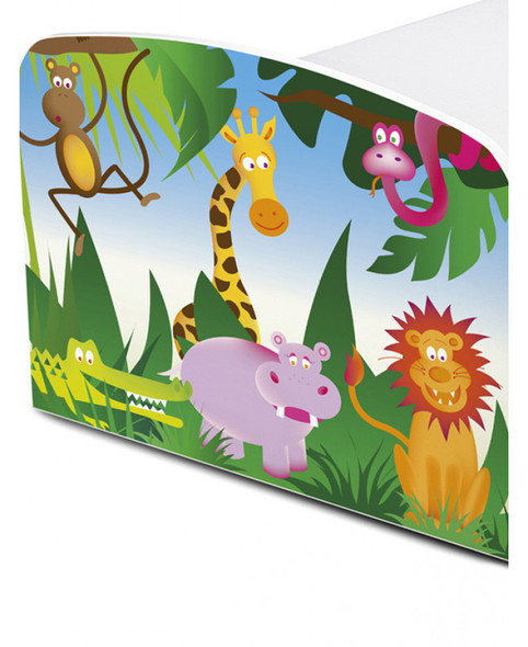 Jungle Exclusive Design Toddler Bed