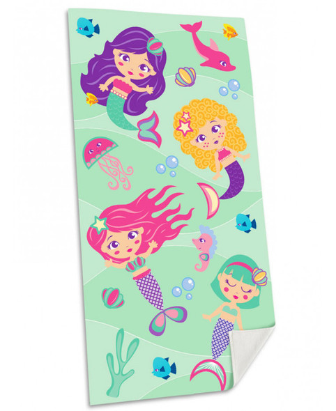 Mermaids Towel