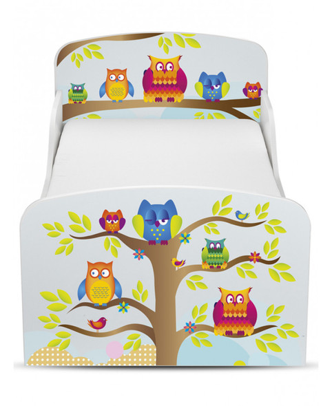 Owls Toddler Bed