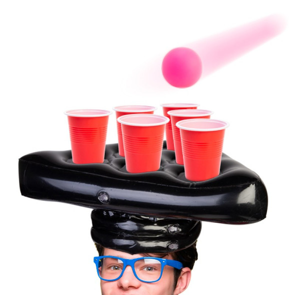 Pong Hat Drinking Game