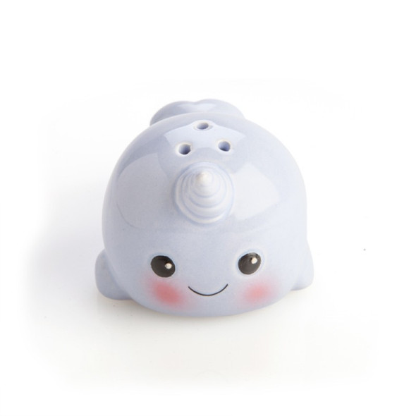 Whale and Narwhal Salt and Pepper Set