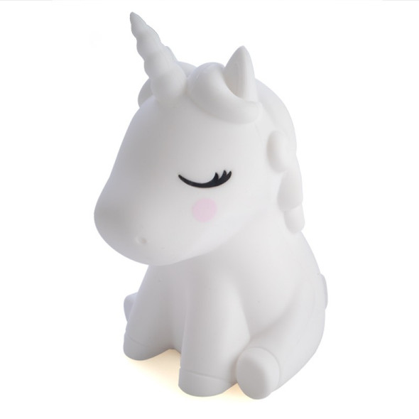 Lil Dreamers Unicorn Silicone Touch LED Light