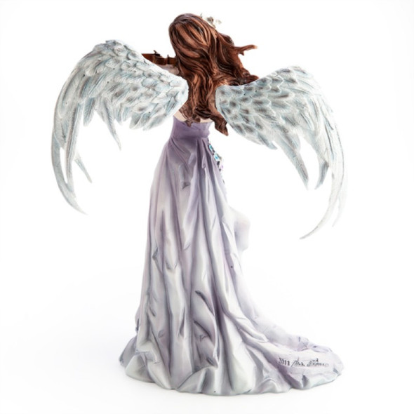 Lullaby Angel Figurine by Nene Thomas
