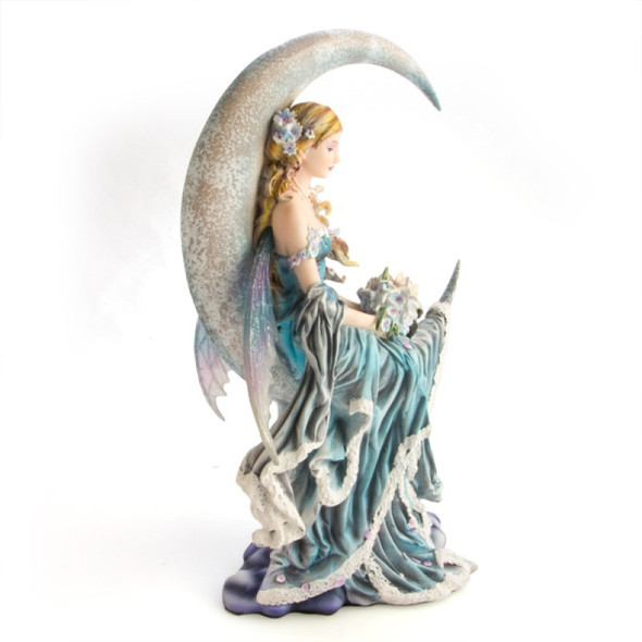 Wind Moon Faery Figurine by Nene Thomas