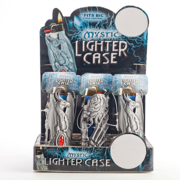 Mystic Lighter Case - Sent Random