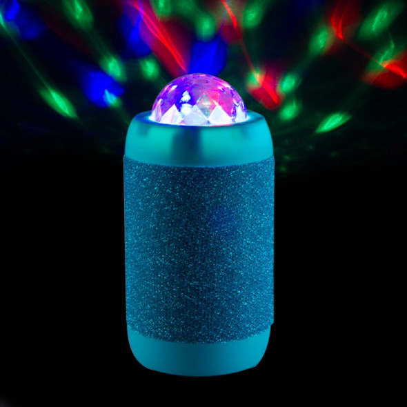 Blue Disco Ball Wireless Speaker