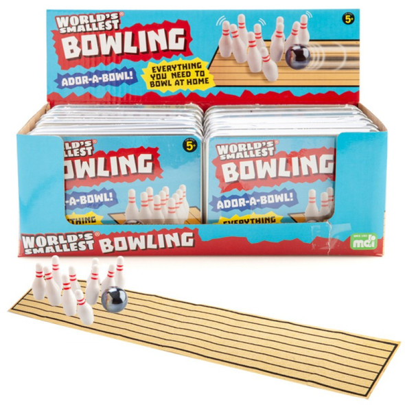 World's Smallest Bowling