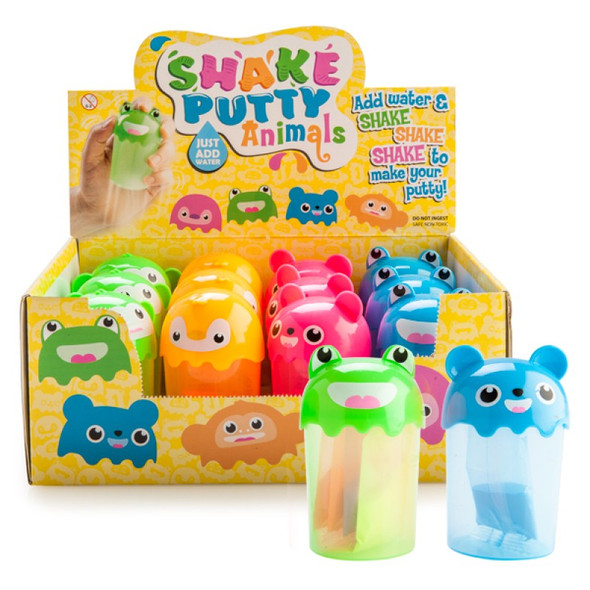Shake Putty Animals - Random Sent