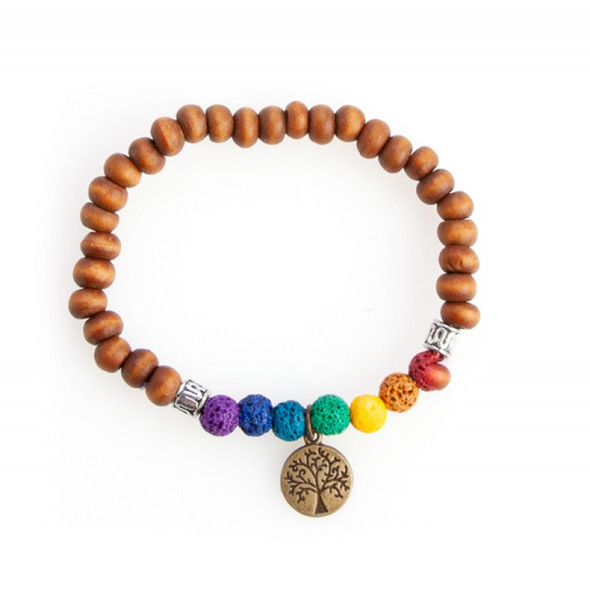 Chakra Diffuser Bracelet with Essential Oil - Random Sent