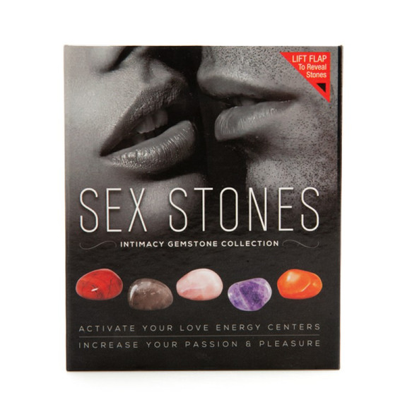 Sex Stones Wellness Kit