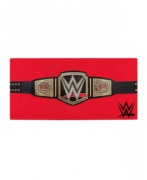 WWE Belt Towel