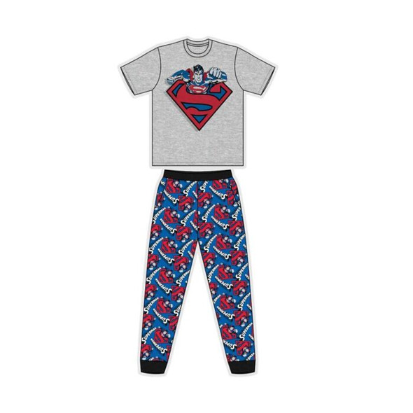 Men's Superman DC Comic Summer Sleepwear