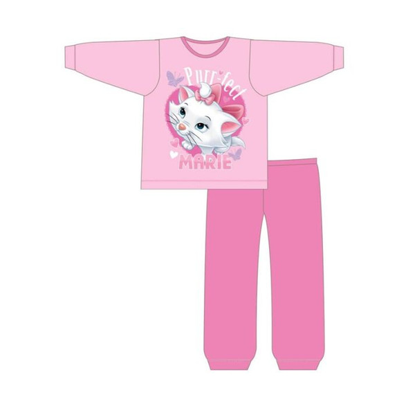 Girls Toddler Disney Marie Winter Sleepwear