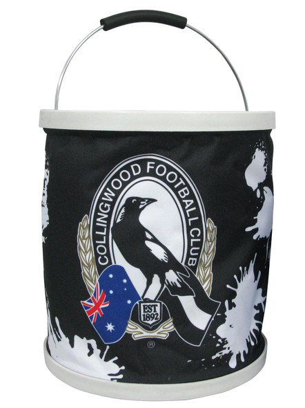 Collingwood Magpies Collapsible Bucket
