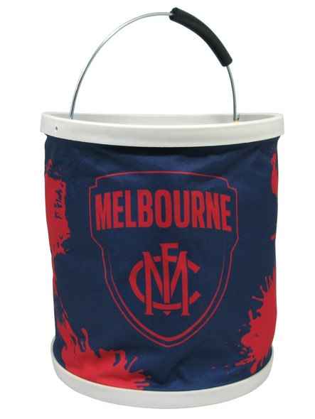Melbourne Demons Collapsible Bucket